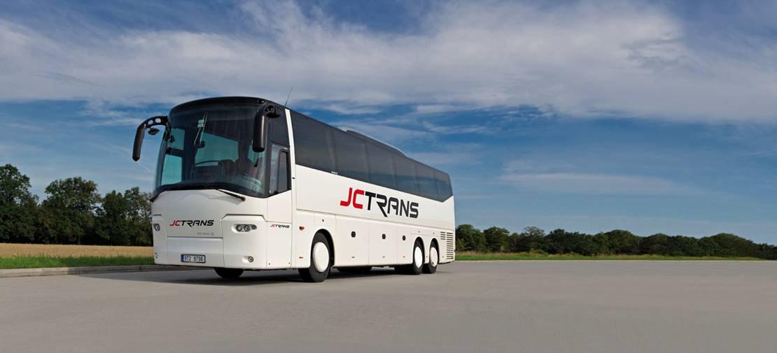 JCTRANS autobusová doprava