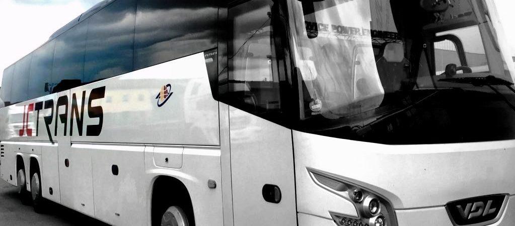 Luxusní autobus VDL