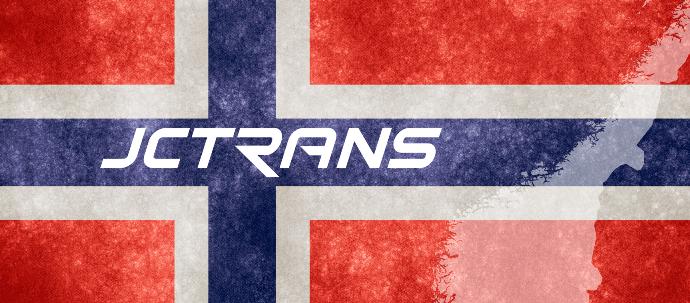 Exportujeme do Norska!